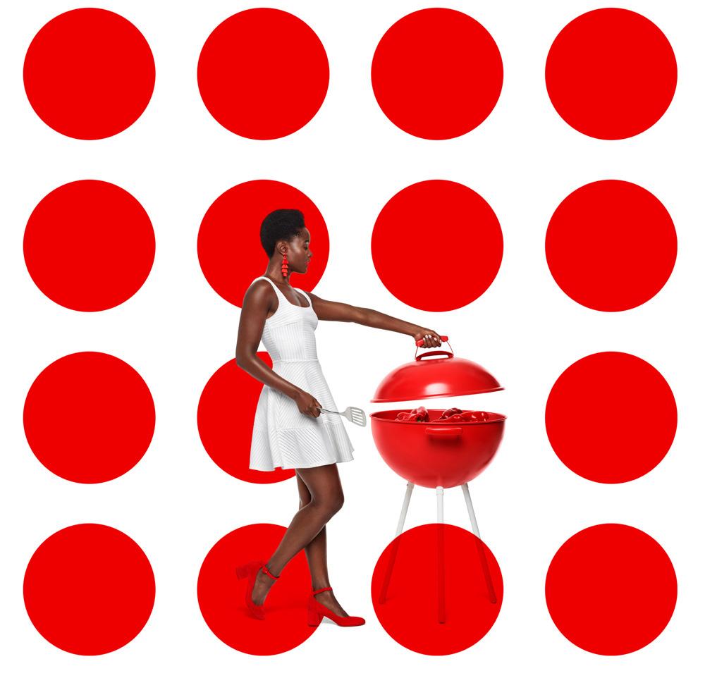727bbfff89 Vida em vermelho, retratada pelas lentes de Julia Galdo e JUCO