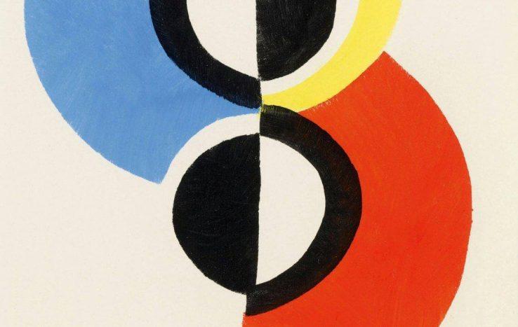 Η καλλιτέχνης Sonia Delaunay ξεχώρισε στο σχεδιασμό κοστουμιών, με την οποία σηματοδότησε μια έννοια της νεωτερικότητας.
