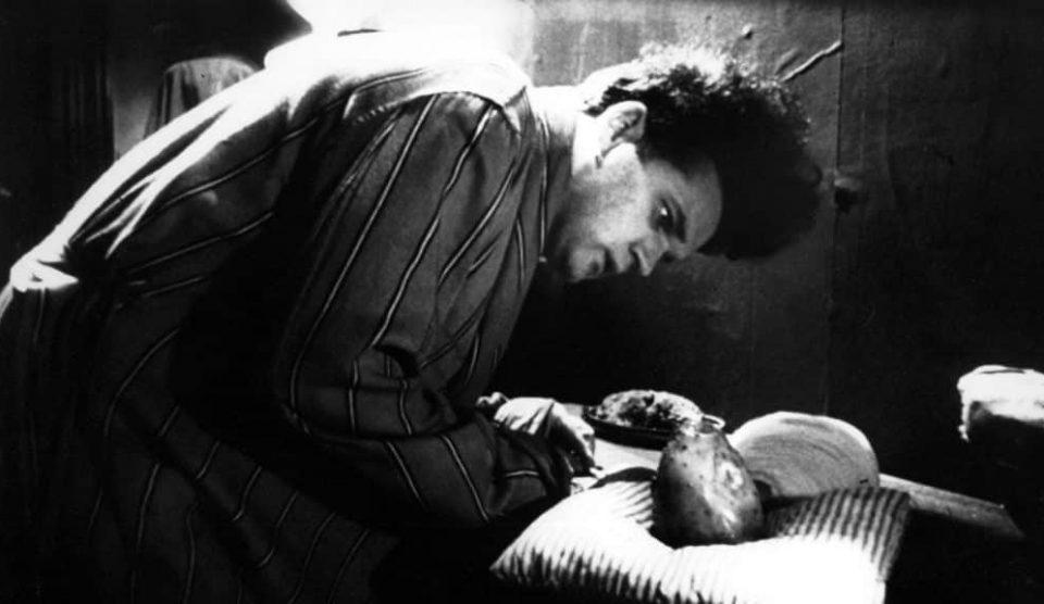 Fotograma de la cinta 'Antes del amanecer' (1995).