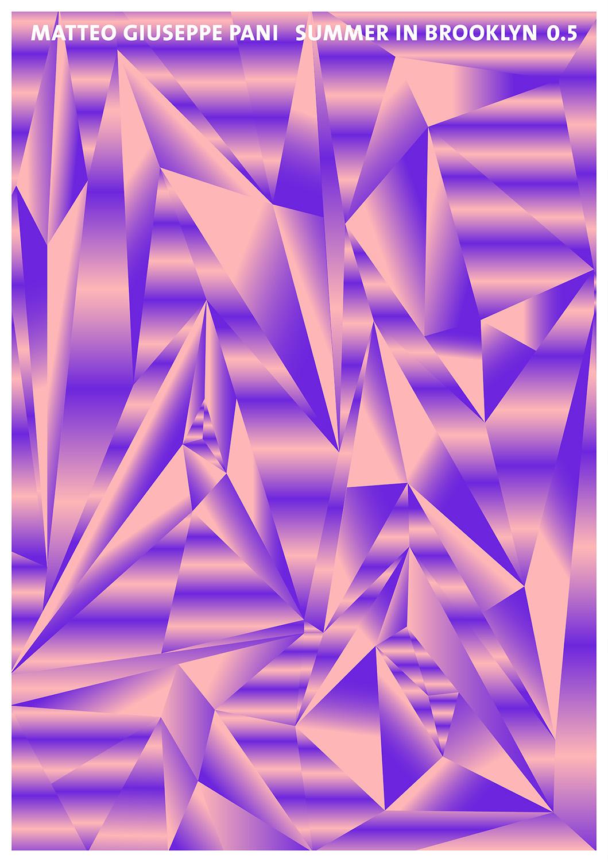 El arte digital de Pani ha evolucionado a través de los años, pasando de las imágenes planas a los objetos tridimensionales.