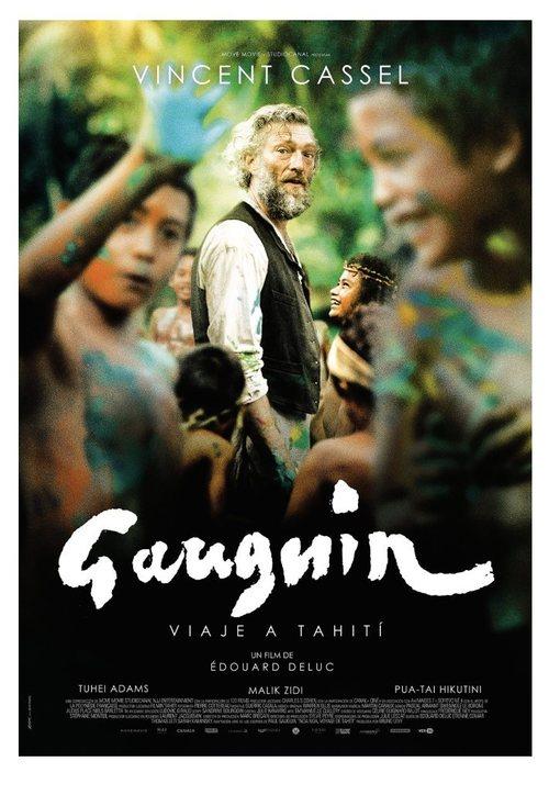 फिल्म के पोस्टर गौगुइन