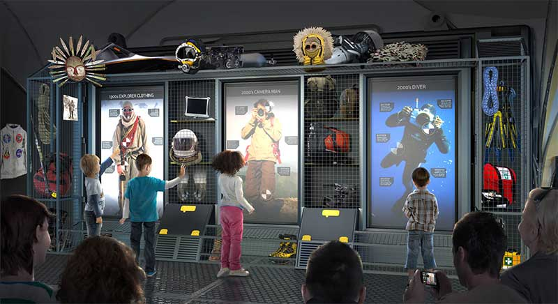 niños aprenden en sala virtual NGUX