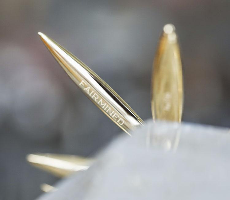 Close Up oro Fairmed