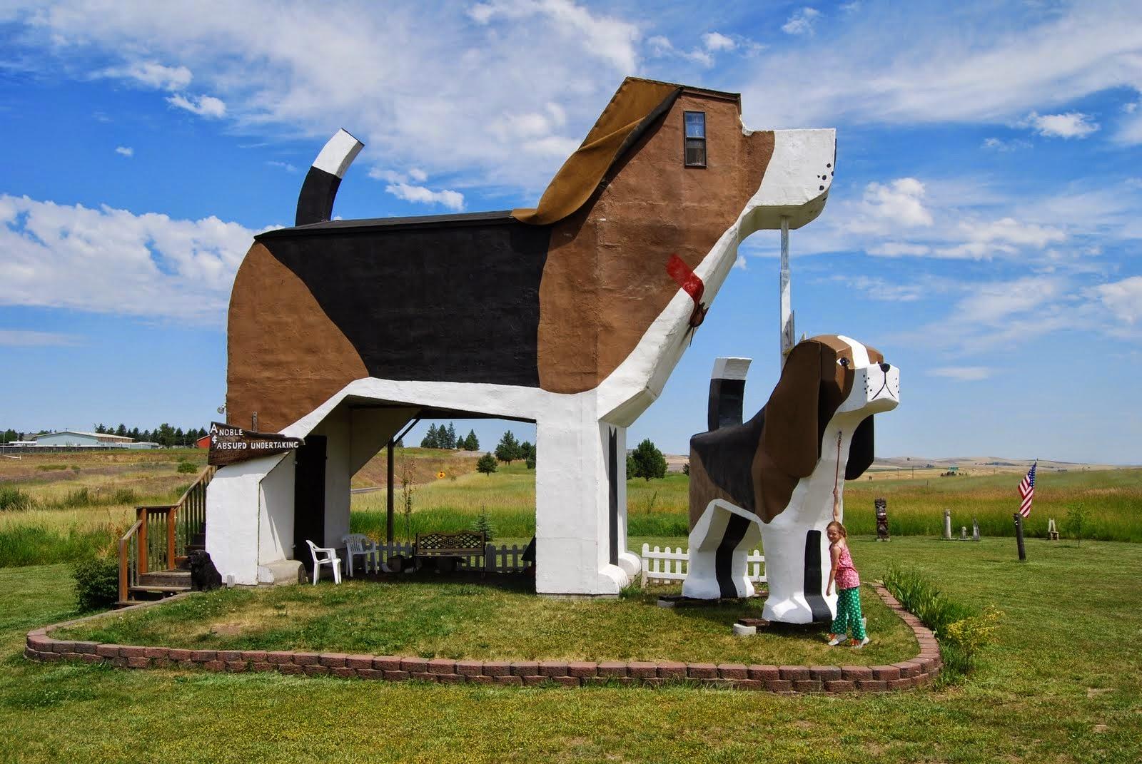 casa perro Idaho
