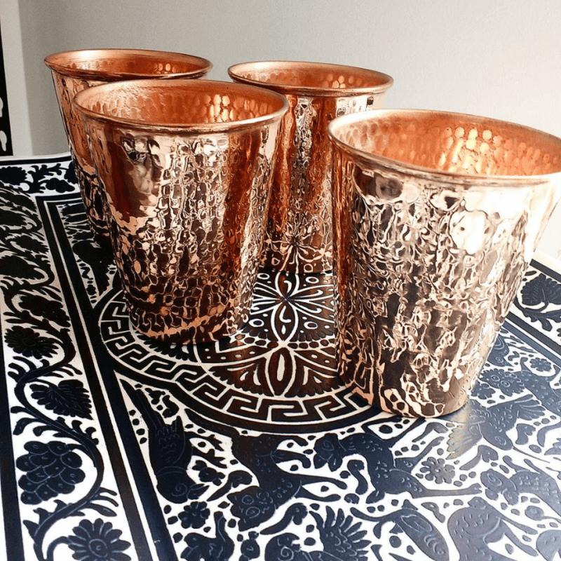 Vasos decorativos de MIMA