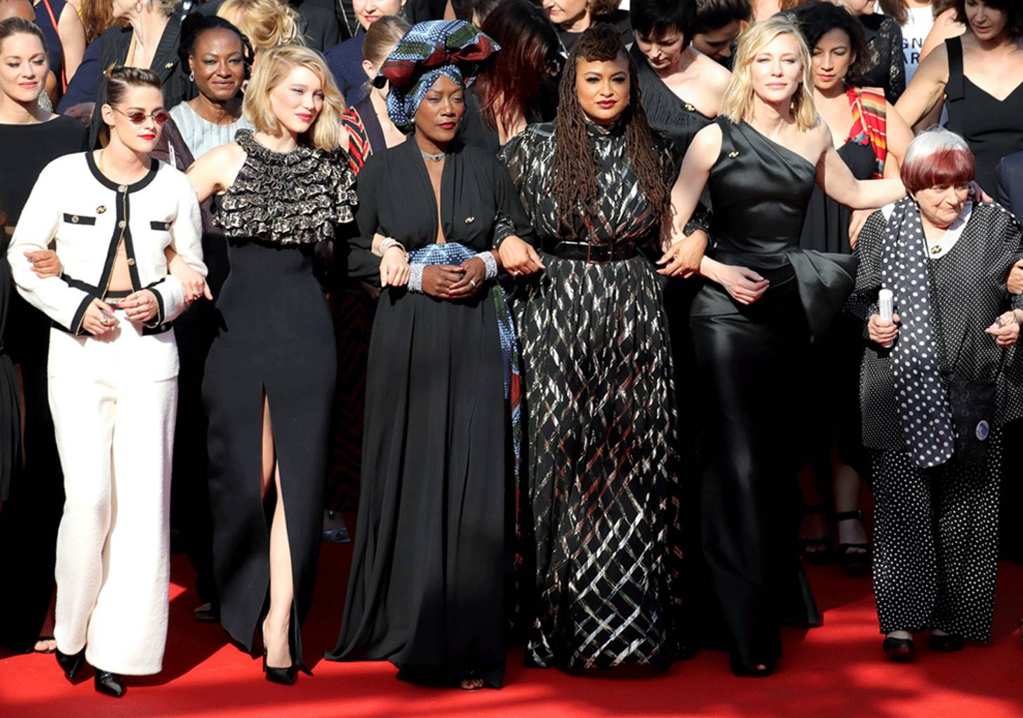 donne in cannes 2018
