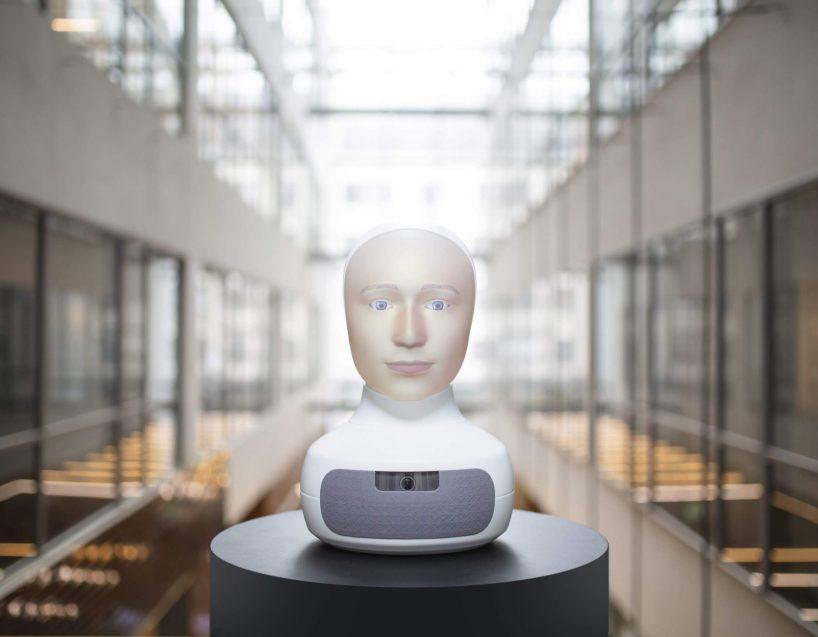 Πρωτότυπο ρομπότ Tengai