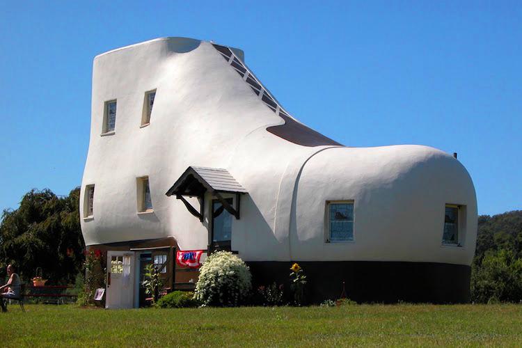 casa zapato de Pensilvania