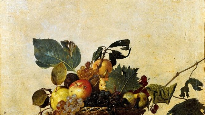 fruit en bladeren