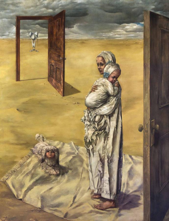 Μητέρα με γιο