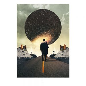 Collage de Julien Pacaud