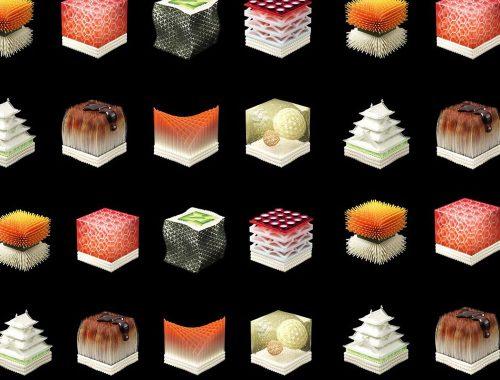 digitale sushi modeller