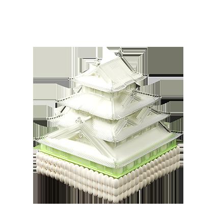 Slottstruktur av Hirayama