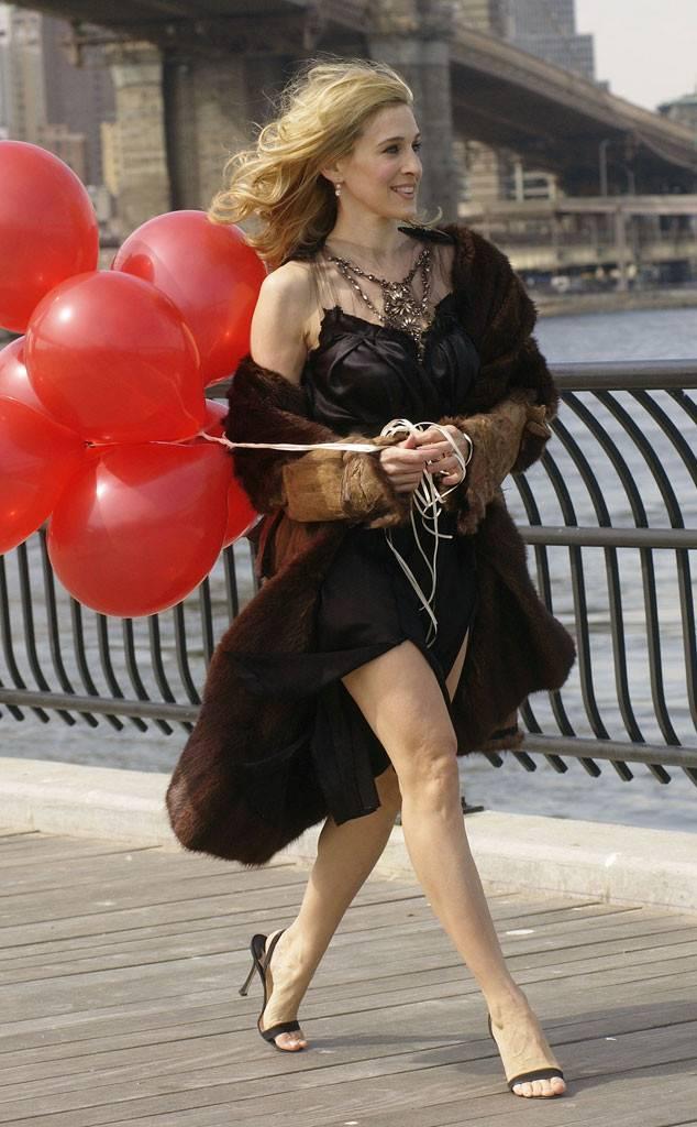 Carrie Bradsahw Stilettos