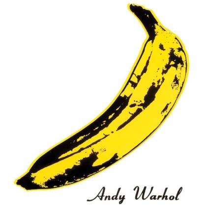 Obra Banana de Andy Warhol