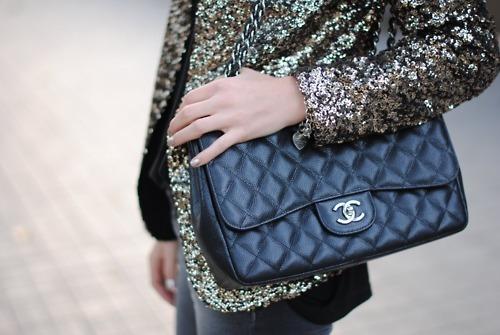 Bolsa de Chanel