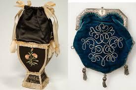 Dos bolsos del siglo XVI