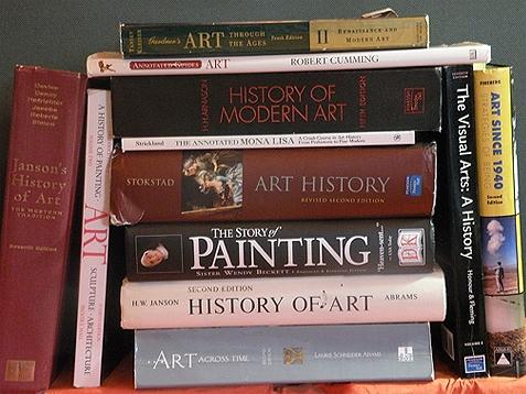 Coleccion de libros de arte