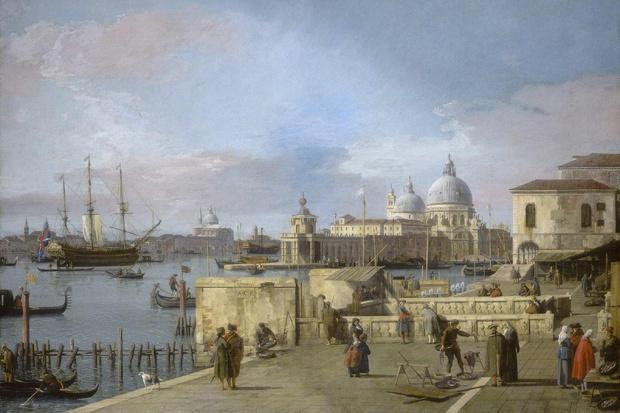 Pintura de Canaletto