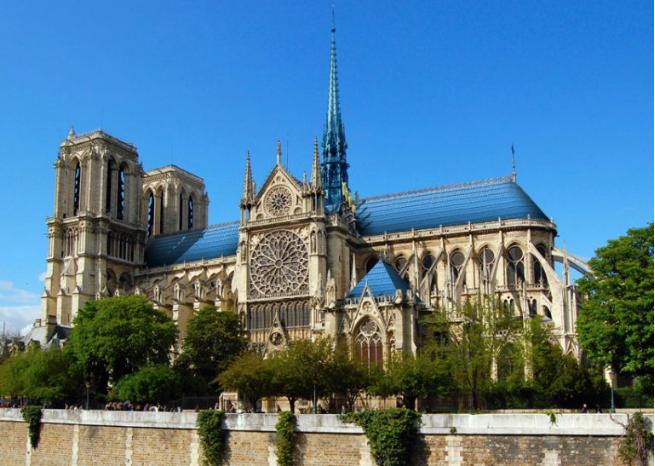 Catedral de Nuestra Señora de Paris