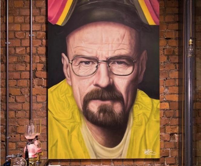 Mural de Breaking Bad
