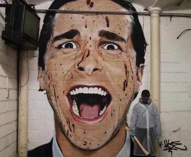 Mural de Matthew McConaughey