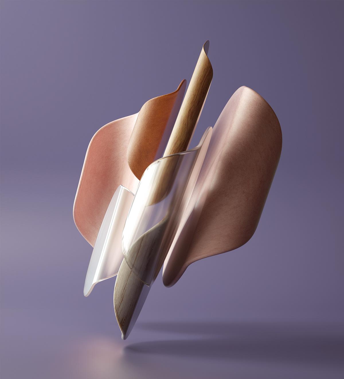 Digital figur av kunstner Omar Aqil