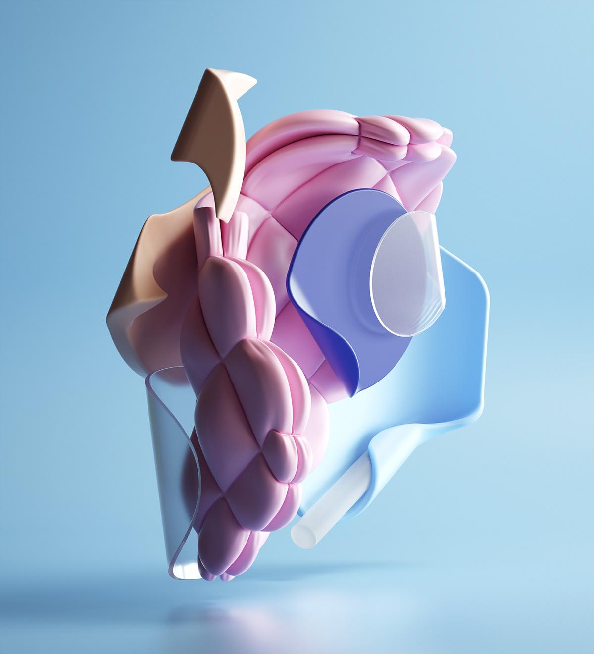 Figur av Omar Aqil i 3D