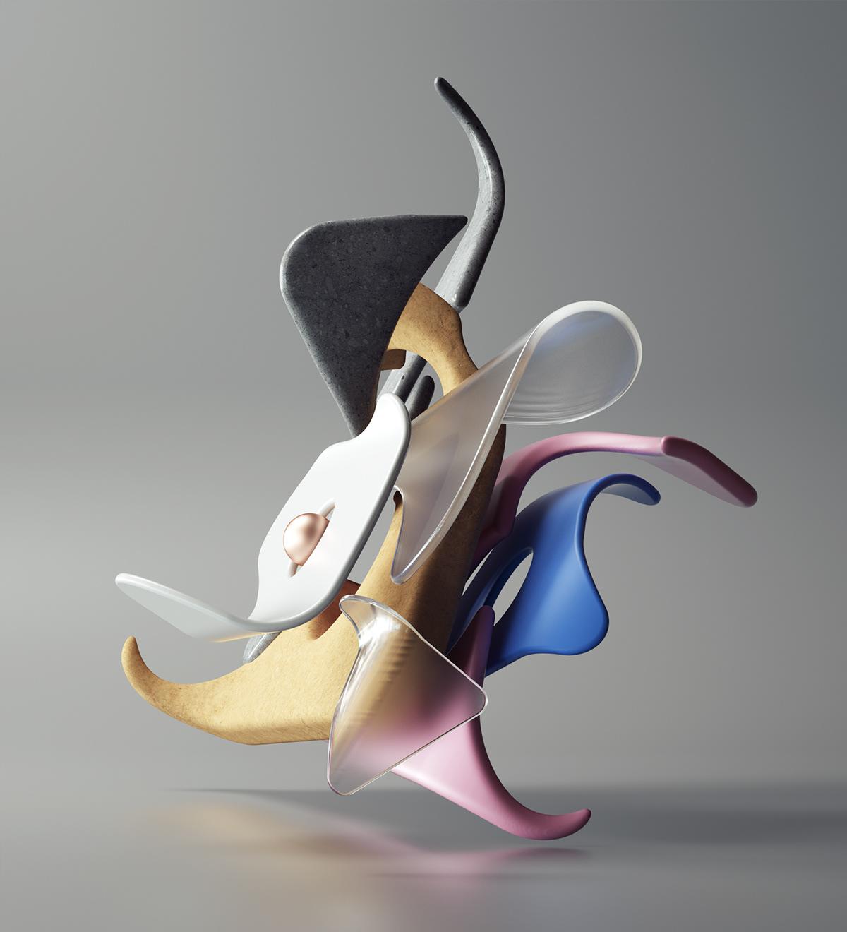 Digital figur av Omar Aqil