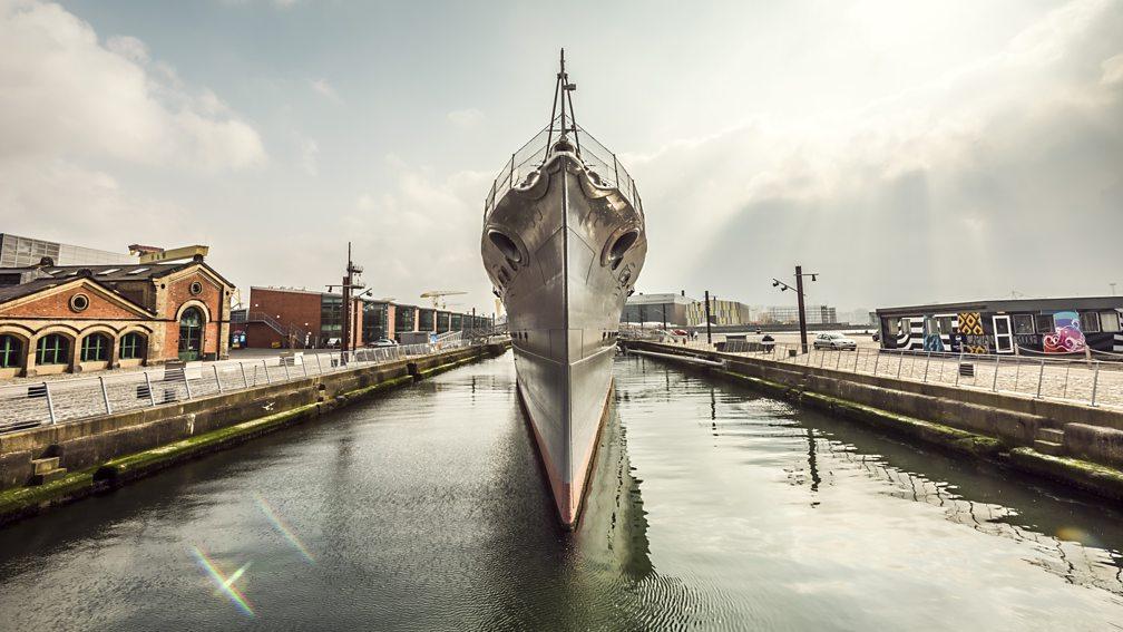 Φωτογραφία του μουσείου HMS Caroline