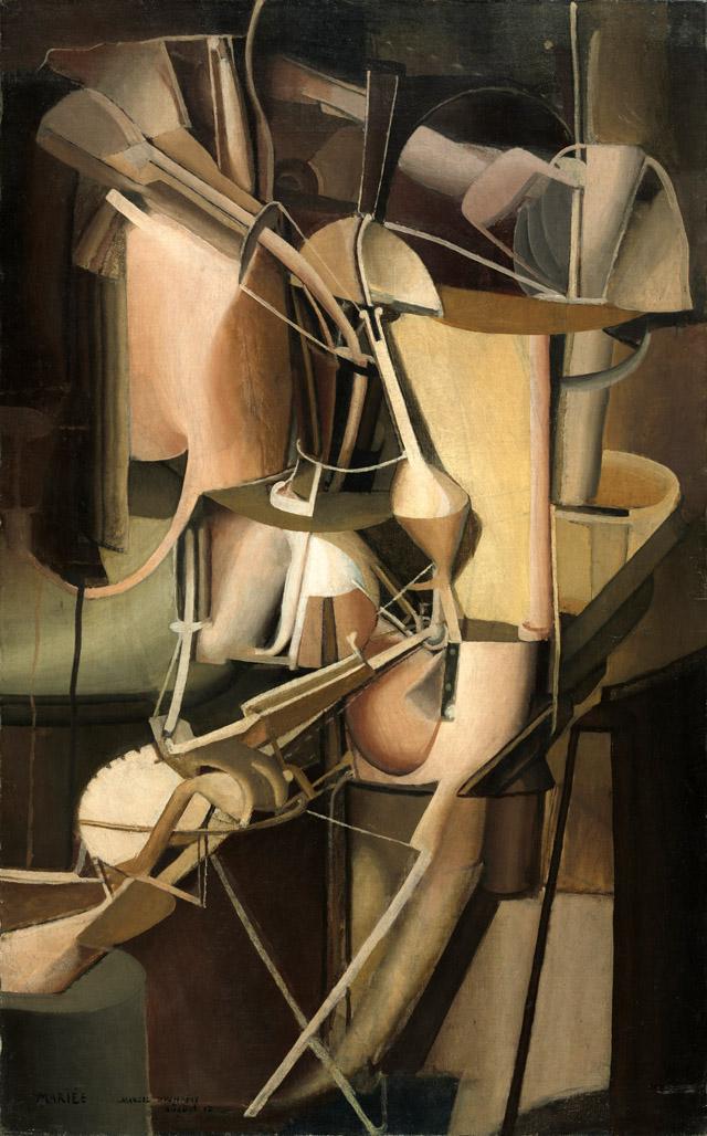 Pintura de Marcel Duchamp