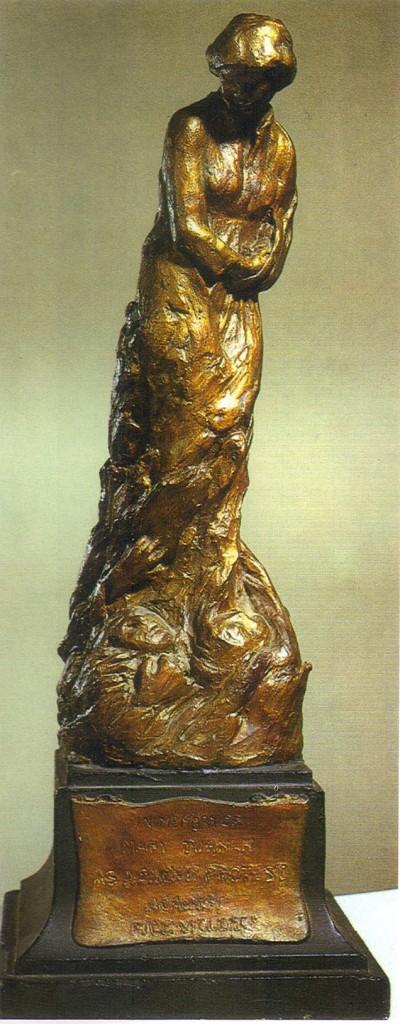 Escultura de Meta Vaud Warrick