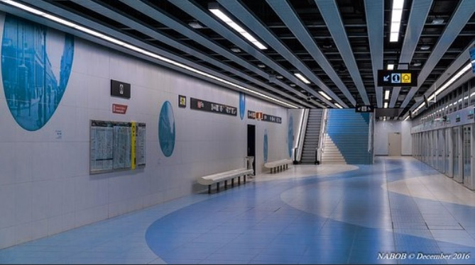 Linea 9 del metro de Barcelona