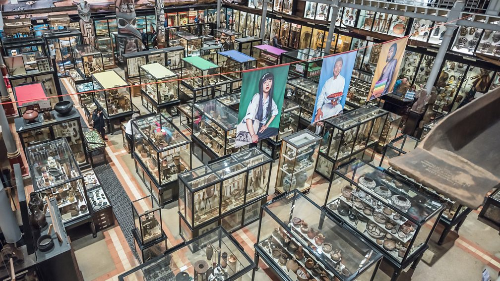 Φωτογραφία του μουσείου Pitt Rivers Museum,