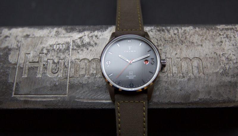 TRIWA ब्रांड की घड़ी