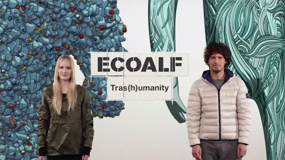 Μοντέλα προπαγάνδας του Ecoalf