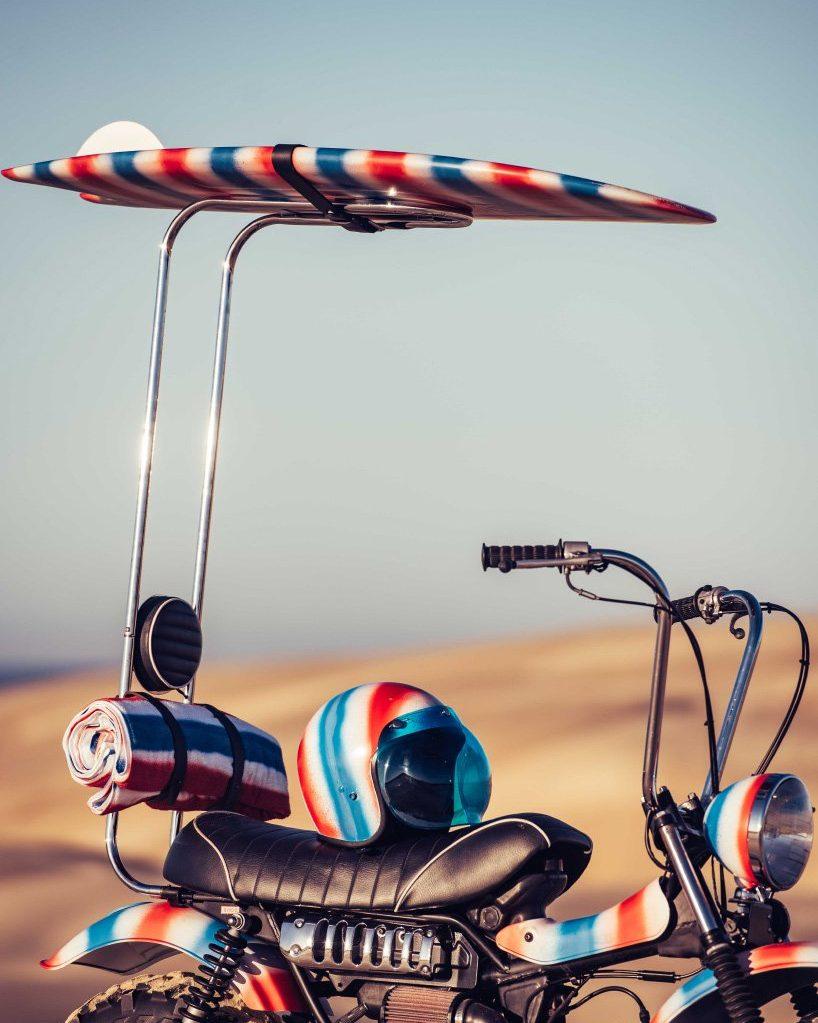 Strand sykkel