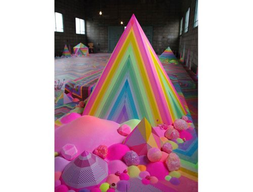 Candy Pyramid av Tanya Schultz