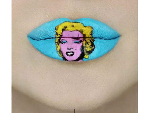 Marilyn Monroe por Warhol