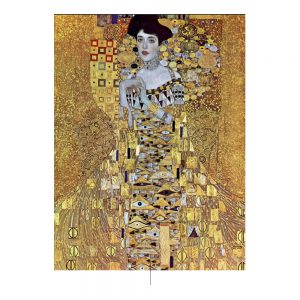 The woman by Klimt