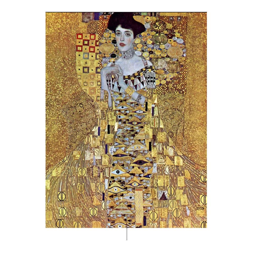La donna di Klimt
