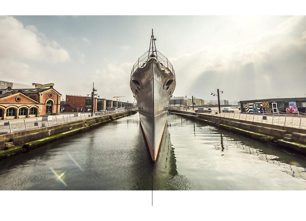 Φωτογραφία του μουσείου HMS Caroline στο Ηνωμένο Βασίλειο