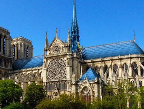 Fotografia de la Catedral de Notre Dame