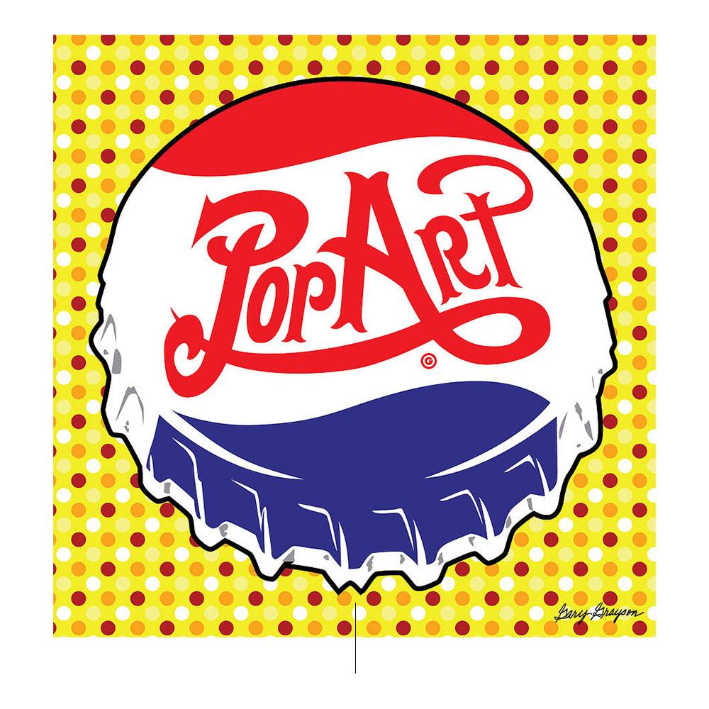 Pepsi door Gary Grayson