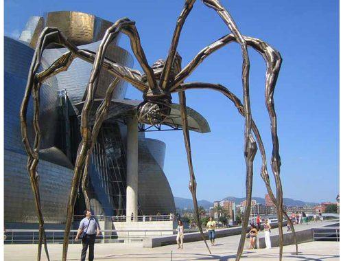 Escultura Spider de Louise Bourgeois