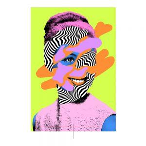 泰勒斯潘格勒的拼贴画