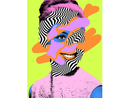 Collage door Tyler Spangler