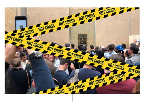 लौवर संग्रहालय बंद