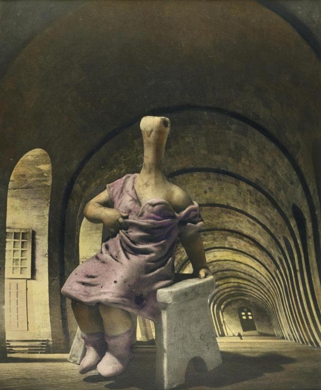 Utstilling av Dora Maar på Pompidou-senteret