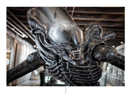 Alien van HR Giger